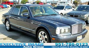 View 2001 Bentley Arnage
