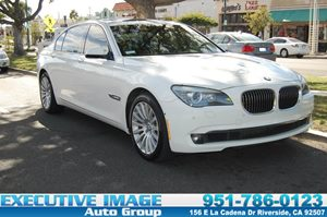 View 2012 BMW 7 Series