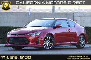 2016 Scion tC Release Series 100 Carfax 1-Owner - No AccidentsDamage Reported Audio  Auxiliary