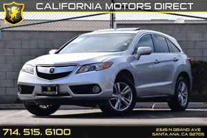 2013 Acura RDX Tech Pkg Carfax 1-Owner Audio  Auxiliary Audio Input Convenience  Back-Up Camer