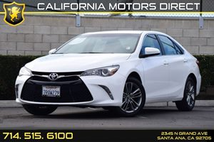 2016 Toyota Camry SE Carfax 1-Owner - No AccidentsDamage Reported Audio  Auxiliary Audio Input
