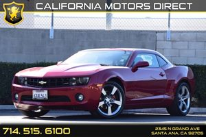 2012 Chevrolet Camaro 2LT Carfax Report Audio  Auxiliary Audio Input Convenience  Back-Up Came