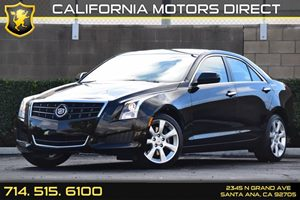 2014 Cadillac ATS Standard RWD Carfax 1-Owner - No AccidentsDamage Reported Audio  Auxiliary Au