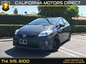 2015 Toyota Prius One Carfax 1-Owner Audio  Auxiliary Audio Input Body-Colored Door Handles Bo