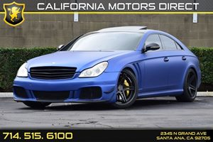 2006 MERCEDES CLS55 AMG Carfax Report Air Conditioning  AC Convenience  Remote Trunk Release