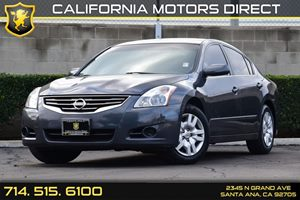 2012 Nissan Altima 25 S Carfax Report - No AccidentsDamage Reported Audio  Auxiliary Audio Inp