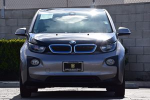 2014 BMW i3  Carfax 1-Owner Audio  Auxiliary Audio Input Body-Colored Power Auto Dimming Side M