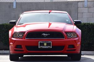 2014 Ford Mustang V6 Carfax 1-Owner Audio  Auxiliary Audio Input Body-Colored Door Handles Con