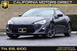 2014 Scion FR-S  Carfax 1-Owner Audio  Auxiliary Audio Input Body-Colored Door Handles Body-Co