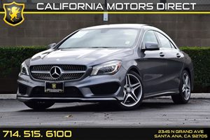 2014 MERCEDES CLA250 Coupe Carfax Report - No AccidentsDamage Reported Audio  Auxiliary Audio I