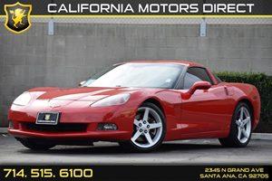 2006 Chevrolet Corvette  Carfax Report - No AccidentsDamage Reported Convenience  Cruise Contro
