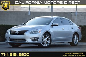 2014 Nissan Altima 25 SV Carfax Report  Brilliant Silver Metallic  We are not responsible for