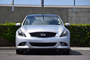 2013 INFINITI G37 Sedan Journey Carfax Report - No AccidentsDamage Reported Audio  Auxiliary Au