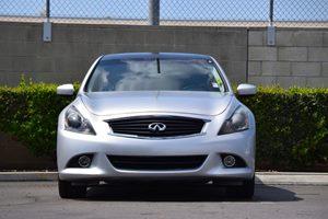 2013 INFINITI G37 Sedan Journey Carfax Report - No AccidentsDamage Reported Audio  Auxiliary Au