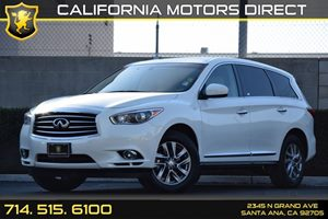 2013 INFINITI JX35  Carfax Report - No AccidentsDamage Reported Air Conditioning  AC Air Cond