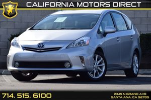 2012 Toyota Prius v Five Carfax 1-Owner - No AccidentsDamage Reported Audio  Auxiliary Audio In