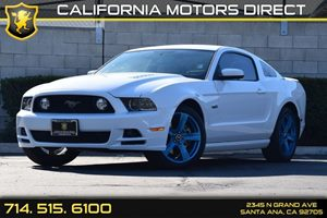 2014 Ford Mustang GT Premium Carfax Report Audio  Auxiliary Audio Input Body-Colored Front Bump