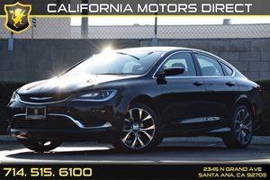2015 Chrysler 200 Limited Carfax 1-Owner - No AccidentsDamage Reported Audio  Auxiliary Audio I
