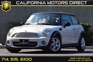 2013 MINI Cooper Hardtop  Carfax 1-Owner - No AccidentsDamage Reported  Pepper White  We are