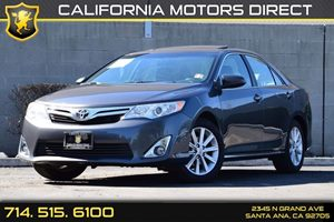 2012 Toyota Camry XLE Carfax Report - No AccidentsDamage Reported Convenience  Cruise Control
