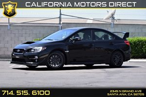 2015 Subaru WRX STI  Carfax Report Audio  Auxiliary Audio Input Body-Colored Power Heated Side