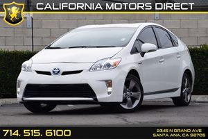 2015 Toyota Prius Persona Series Special Edition Carfax 1-Owner Audio  Auxiliary Audio Input Bo