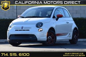 2015 FIAT 500e  Carfax 1-Owner - No AccidentsDamage Reported Audio  Auxiliary Audio Input Conv