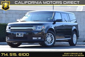 2013 Ford Flex SEL Carfax 1-Owner Displacement  35L Engine Engine Type  V6 Cylinder Engine F