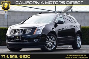 2014 Cadillac SRX Performance Collection Carfax Report - No AccidentsDamage Reported Audio  Aux