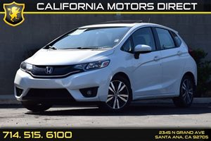 2015 Honda Fit EX-L Carfax 1-Owner Audio  Auxiliary Audio Input Convenience  Back-Up Camera C