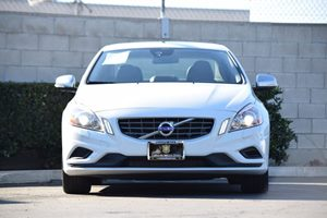 2013 Volvo S60 T6 Carfax 1-Owner R-Line Blind Spot Information System Blis Climate Pkg Audio