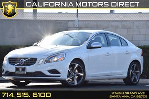 2013 Volvo S60 T6 Carfax 1-Owner Audio  Auxiliary Audio Input Convenience  Adjustable Steering