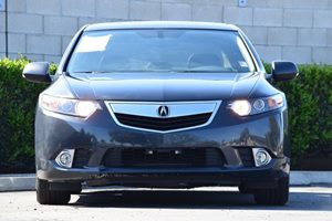 2014 Acura TSX Tech Pkg Carfax 1-Owner Audio  Auxiliary Audio Input Convenience  Back-Up Camer