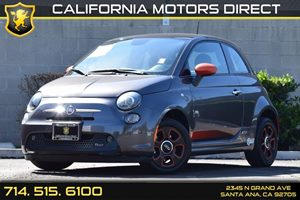 2014 FIAT 500e  Carfax 1-Owner - No AccidentsDamage Reported Audio  Auxiliary Audio Input Body