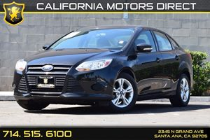 2014 Ford Focus SE Carfax 1-Owner Audio  Auxiliary Audio Input Clearcoat Paint Compact Spare T