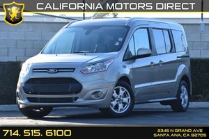 2016 Ford Transit Connect Wagon Titanium Carfax 1-Owner - No AccidentsDamage Reported Audio  Au