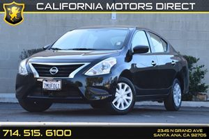2016 Nissan Versa S Carfax 1-Owner - No AccidentsDamage Reported Audio  Auxiliary Audio Input