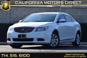 2013 Buick LaCrosse Base Carfax Report Audio  Auxiliary Audio Input Convenience  Cruise Contro