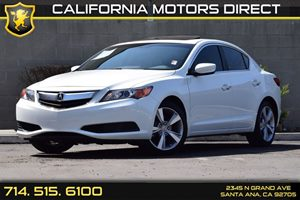 2014 Acura ILX  Carfax 1-Owner Audio  Auxiliary Audio Input Convenience  Back-Up Camera Conve