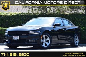 2016 Dodge Charger SXT Carfax 1-Owner Audio  Auxiliary Audio Input Body-Colored Front Bumper C