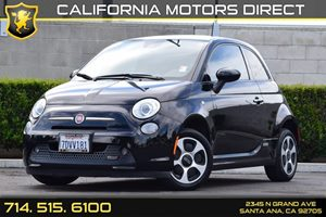 2013 FIAT 500e BATTERY ELECTRIC  Carfax 1-Owner - No AccidentsDamage Reported Audio  Auxiliary