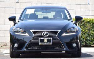 2014 Lexus IS 350  Carfax 1-Owner Audio  Auxiliary Audio Input Convenience  Keyless Start Dis
