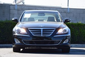 2014 Hyundai Genesis 38L Carfax 1-Owner - No AccidentsDamage Reported Audio  Auxiliary Audio I