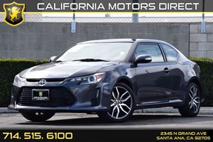 2014 Scion tC  Carfax 1-Owner - No AccidentsDamage Reported Audio  Auxiliary Audio Input Conve
