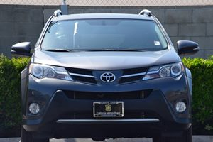 2013 Toyota RAV4 Limited Carfax 1-Owner 2 12V Aux Pwr Outlets 4 Cylinders Air Conditioning