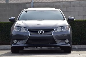 2015 Lexus ES 350  Carfax 1-Owner Audio  Auxiliary Audio Input Convenience  Back-Up Camera Co