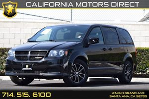2015 Dodge Grand Caravan SE Plus Carfax 1-Owner - No AccidentsDamage Reported Audio  Auxiliary