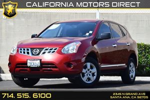 2013 Nissan Rogue S Carfax Report - No AccidentsDamage Reported Audio  Auxiliary Audio Input C