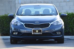 2016 Kia Forte EX Carfax 1-Owner - No AccidentsDamage Reported Audio  Auxiliary Audio Input Bo