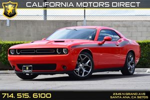 2015 Dodge Challenger RT Plus Carfax 1-Owner Audio  Auxiliary Audio Input Body-Colored Front B